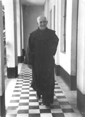 サイゴンのカルメル会修道院にて